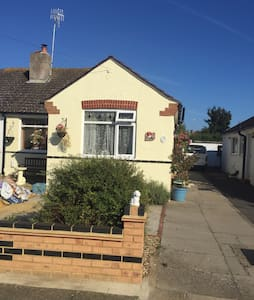 Cosy Double Room - Sompting - Bungalow