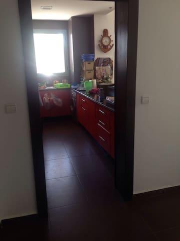 appartement EdenIsland Vue sur lac - Ben Slimane - Byt