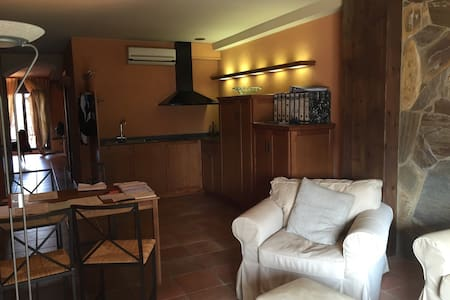 Apartament-loft  en el centro - Caldes de Malavella