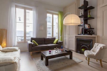 Bel appartement rénové au coeur de Lyon - Lyon - Leilighet