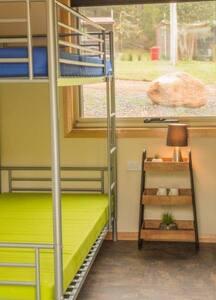 Wings Wildlife Park bunk room - no linen supplied