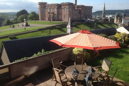 4 Star B&B overlooking Inverness City - Inverness