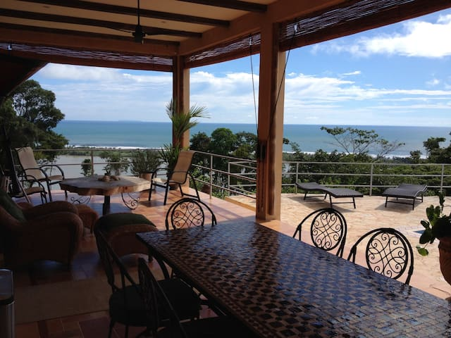 Luxury Oceanview Hilltop Paradise w/ Private Pool!