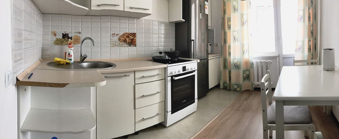 One room apartment for guests of Astana EXPO 2017