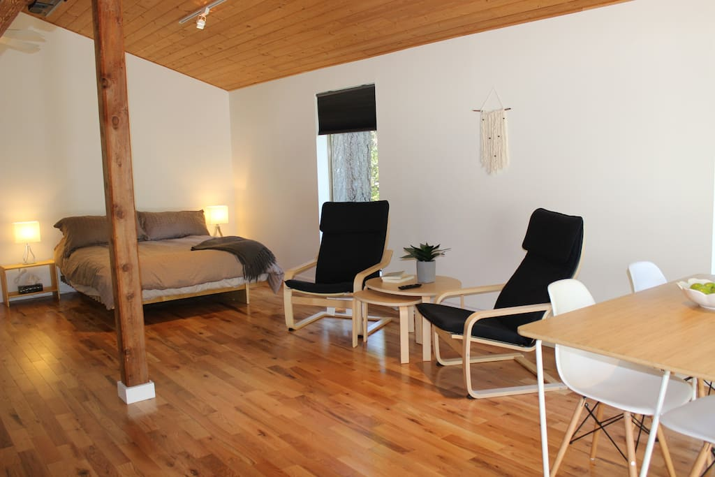 Main living space.