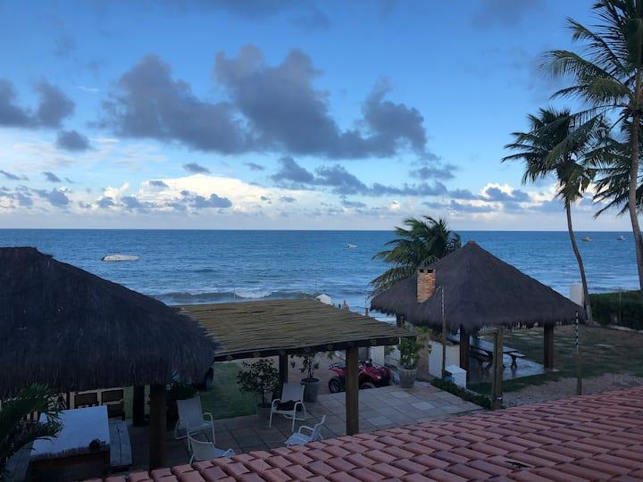 Casa a beira mar próxima a Natal/RN