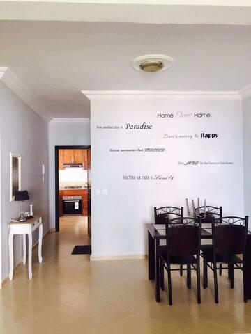Bell appartement Martil- Tetouan - Martil - Flat