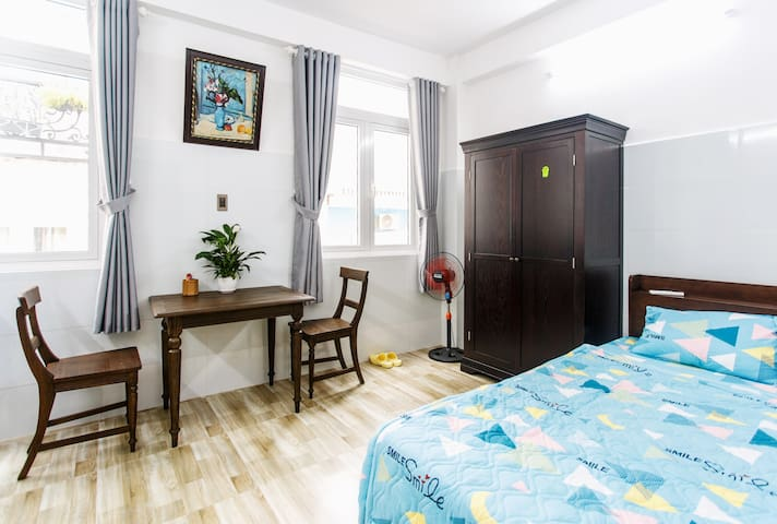 ⭐ 10 min walking to #Airport⭐So quiet - ViMi Home