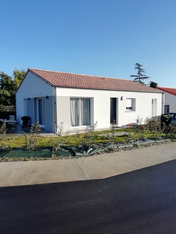 Maison récente au coeur du vignoble Nantais