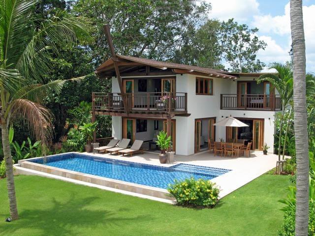 Coconut Island 4 Bedroom Beachfront Pool Villa