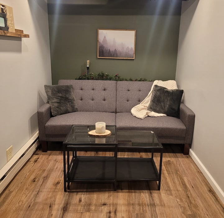 Cozy Basement Apartment
