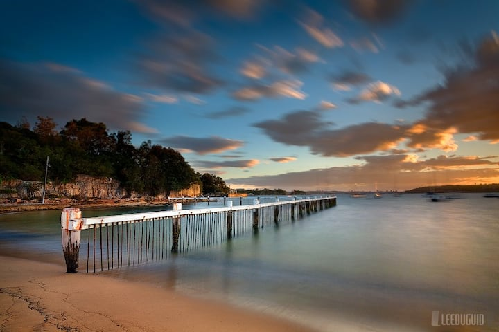 Manly-room on Little manly beach! III