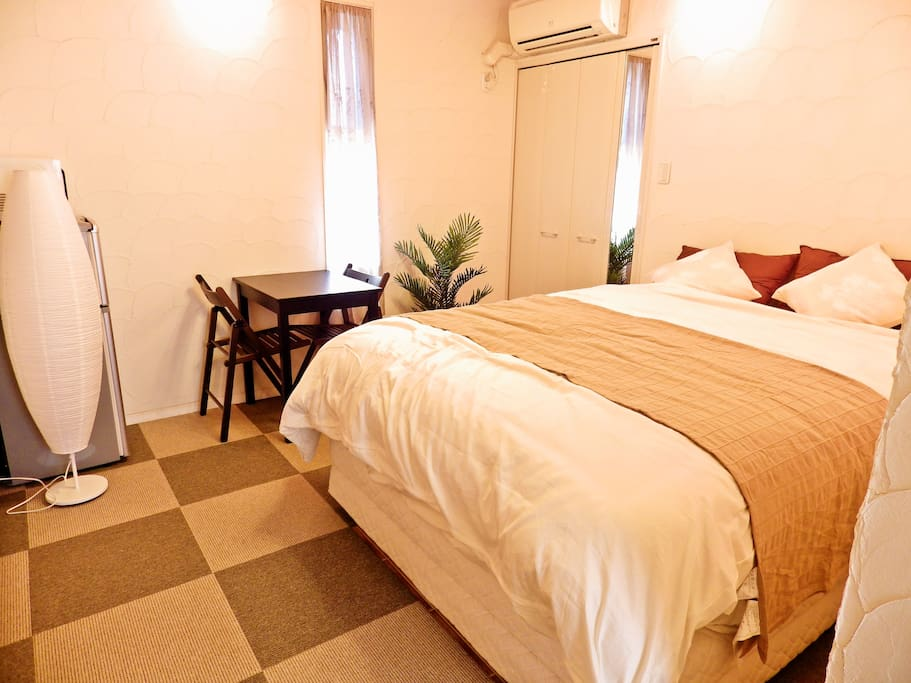 5F double bed