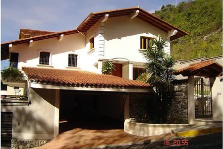 Casa con hermosa vista en Mérida.