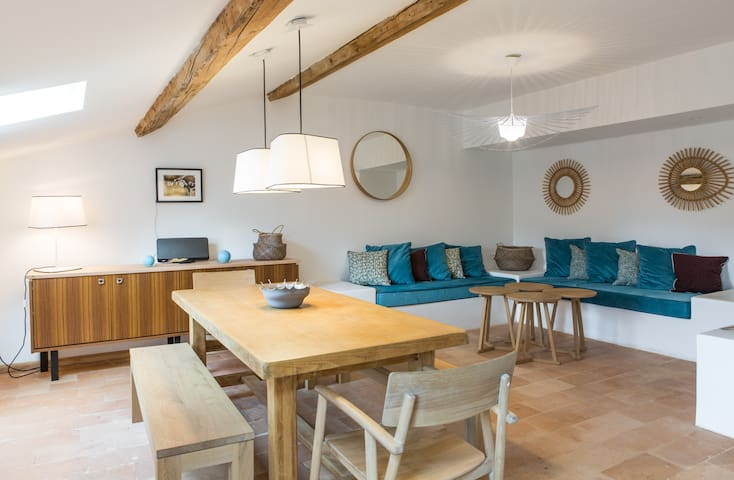 Superb apartment with shared garden / Chez MDV