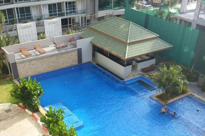 Pattaya Condo - Tudor Court