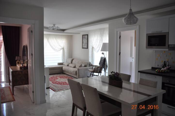 ELİT LİFE 4 AVSALLAR İNCEKUM BEACH - Avsallar Belediyesi - Appartement
