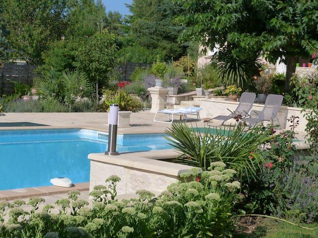 Chambre d'hôtes Les Lavandes en Dordogne