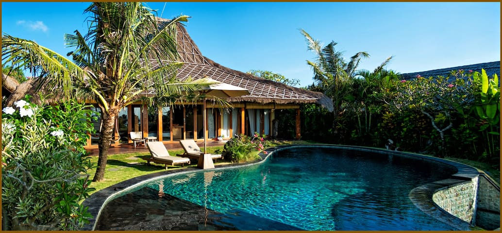 Spectacular Ocean View Villa in Uluwatu, Bali