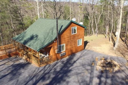 New clean cabin in the mountains close to resort