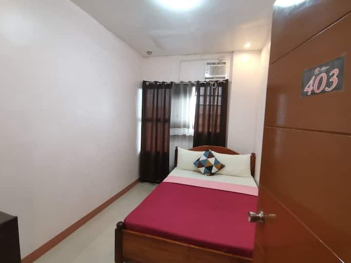 AC Room in Private Villa in Coron