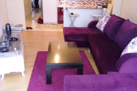 Apartment near Ataturk airport - Bahçelievler