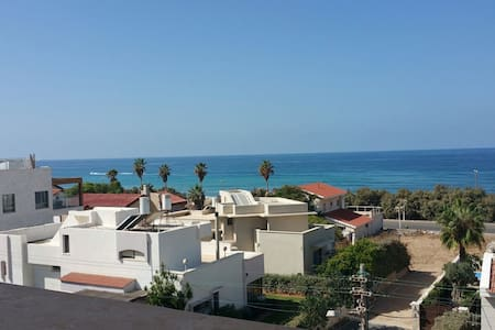 Unique Penthouse near the sea for your holiday. - Nahariyya - Departamento