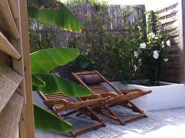 Maison au calme proche des plages - Brem-sur-Mer - Casa