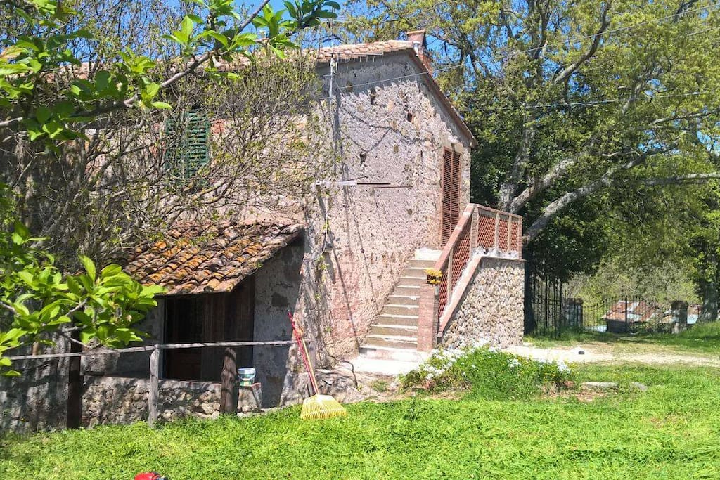 Country house in tuscany case in affitto a casale di for Casale di 1500 m