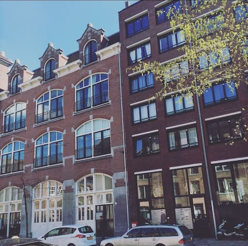 Perfect central apartment Amsterdam