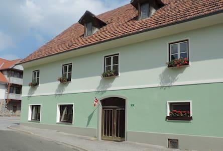 B&B Hubertushof Teufenbach - Teufenbach - Casa