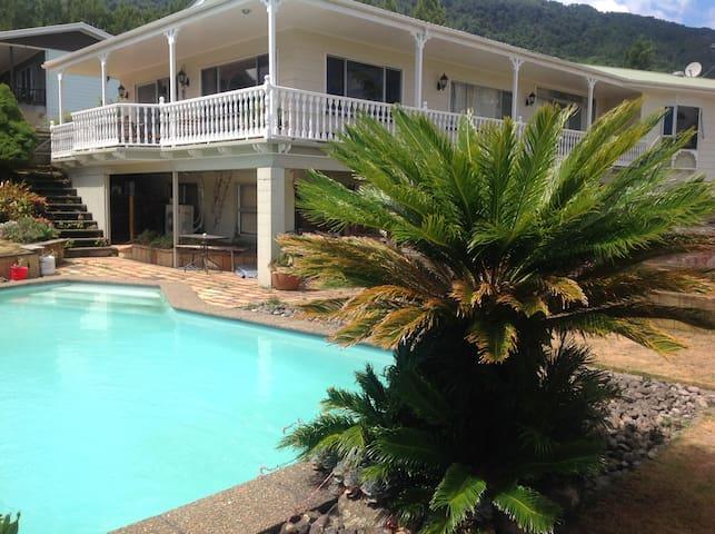 Te Aroha Hillside Homestay. - Te Aroha