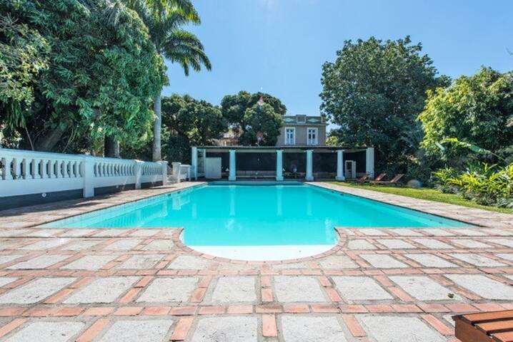 VILLA PHILIPPE - bedroom for 1 or 2 people - Rio de Janeiro - Villa