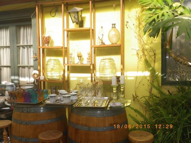 Casa colonial en  centro de  ciudad - San Fernando  - Bed & Breakfast