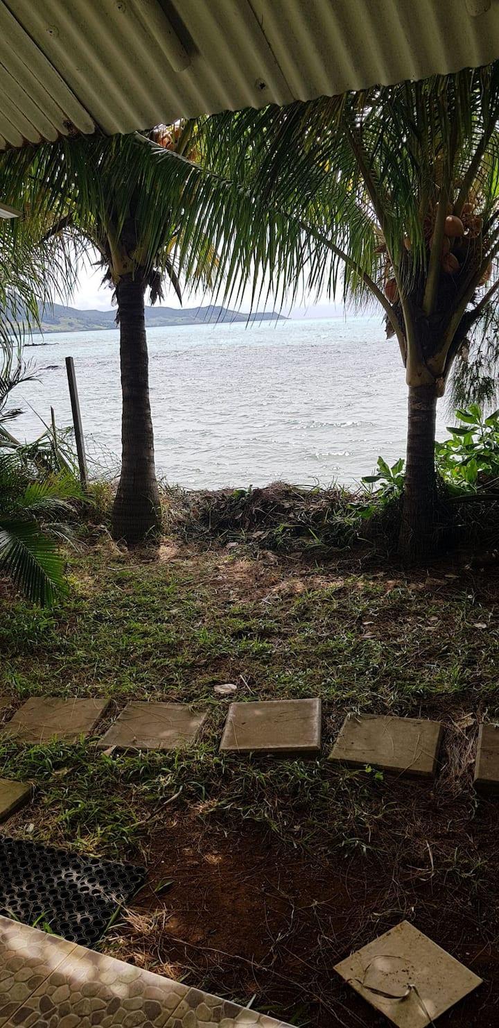 Maison coraille 2, face à la mer