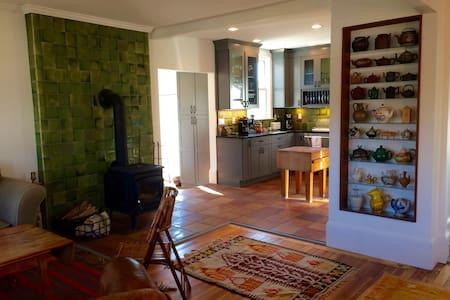 South Coast Artists' Farmhouse - Dartmouth - Haus