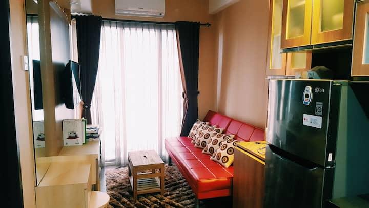 Apartemen Serpong Greenview nearby BSD City center