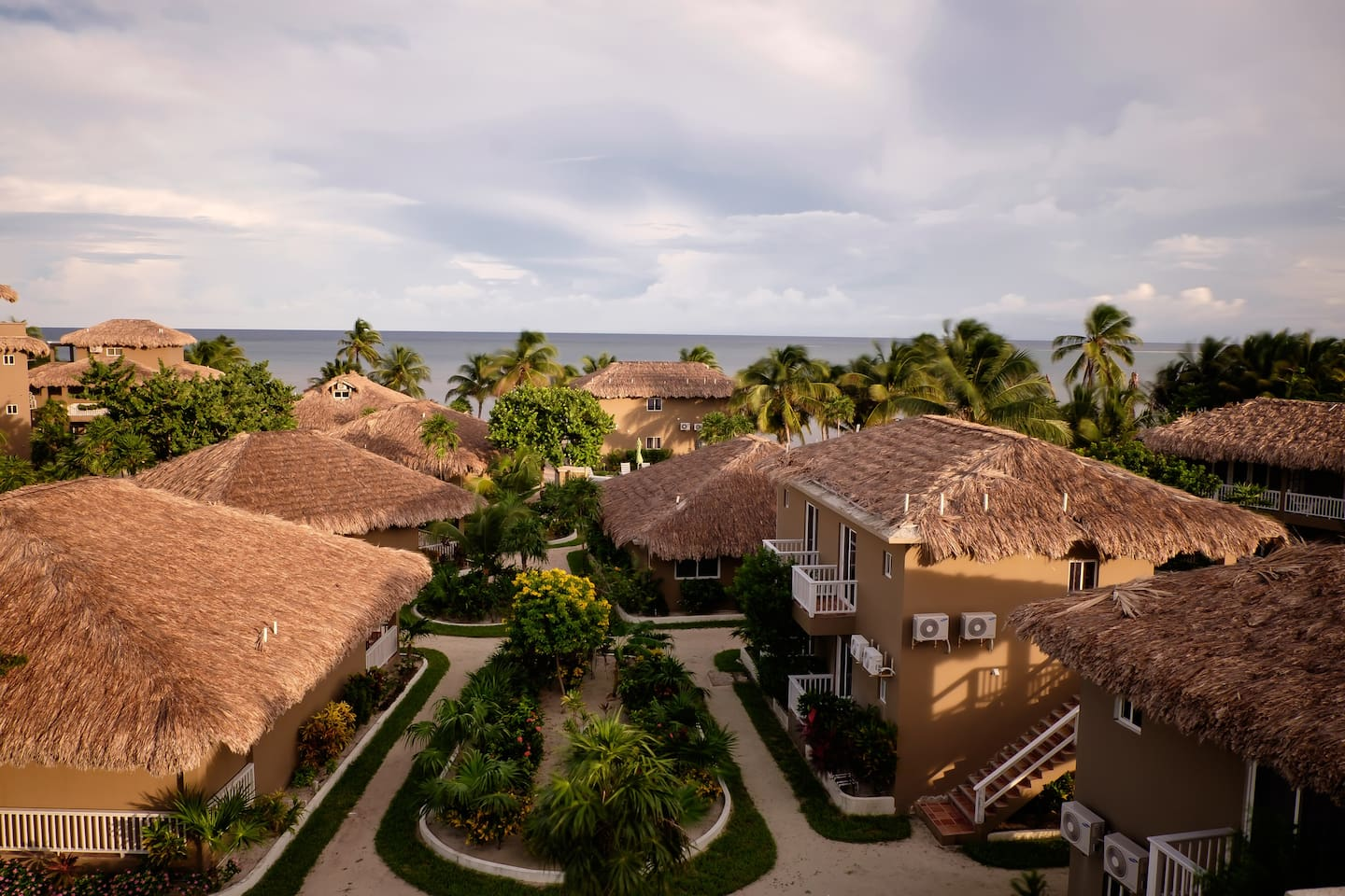 Our beautiful and secluded resort.