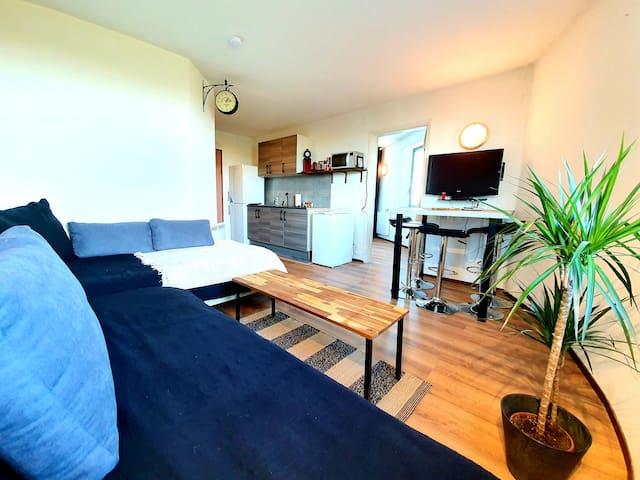 ★ Appartement 30m² 1/5 pers - 800m Futuroscope ★