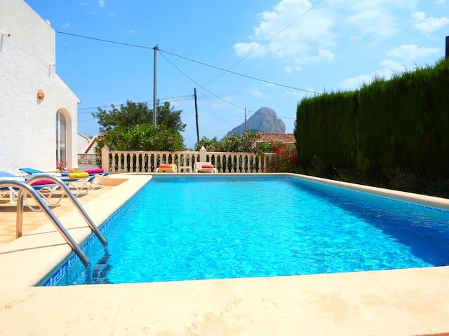 Calpe Villa  -   AT 474815A
