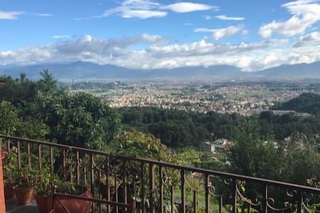 Kathmandu home with a view