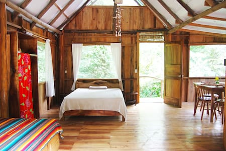 Yogic Jungle Casita4 Close to Ocean - Nosara - (ukendt)