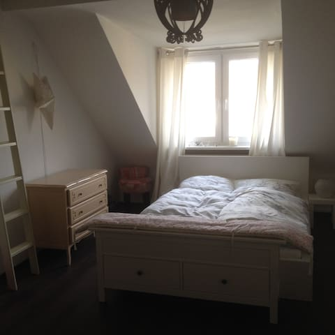 Cozy 65qm apartment in Düsseldorf close to Kö - Düsseldorf - Apartment