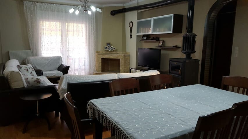 Comfortable apartment in the centre of Xanthi