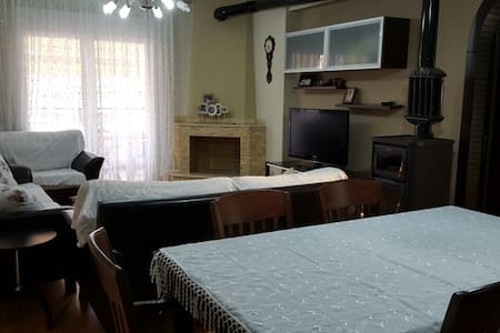 Comfortable apartment in the centre of Xanthi - Xanthi - Wohnung