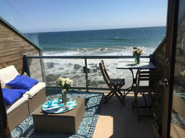 PRIVATE BEACH AND OCEANFRONT MALIBU. - Malibu - Casa