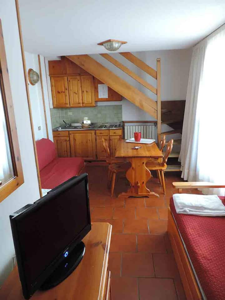 apartment in Cervinia