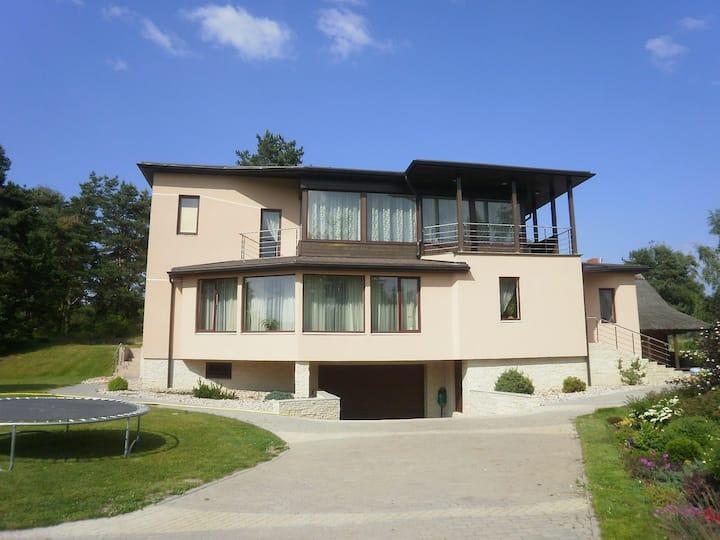 ENTIRE HOUSE MODERN HOUSE NEAR BALTIC SEA