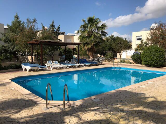 Relax by one of the four large private pools on the complex