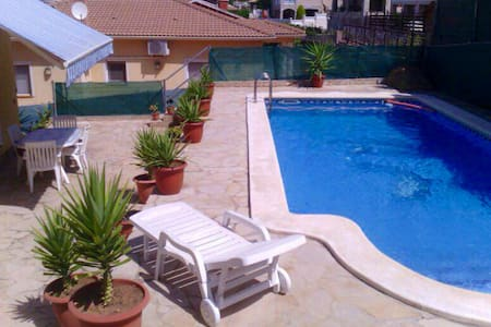 Wonderful villa with private swimming pool and BBQ - El Vendrell